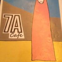 Photo taken at 7A Cafe by Sandra M. on 12/18/2011