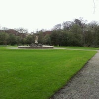 Photo taken at Iveagh Gardens by John F. on 1/11/2012