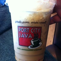 Photo taken at Port City Java by Lee M. on 3/10/2012