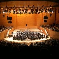 Photo taken at L'Auditori by Nikos F. on 6/30/2012