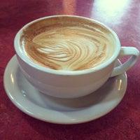 Photo taken at Bouldin Creek Café by Katie B. on 6/23/2012