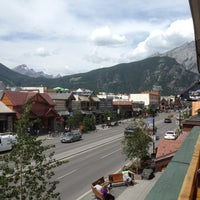 Photo taken at Banff Avenue Brewing Co. by Rachel M. on 7/17/2012