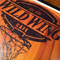 Photo taken at Wild Wing Cafe by TinaFightsFire on 3/27/2012