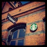 Photo taken at Starbucks by Ioana 🚲✈🚀 C. on 4/30/2012