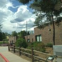 Photo taken at Cimarron Elementary School by Noah M. on 8/28/2012