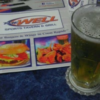 Photo taken at The Well Sports Tavern & Grill by Andy R. on 11/5/2011
