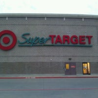 Photo taken at Super Target by Rob P. on 1/30/2012