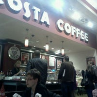 Photo taken at Costa Coffee by Attila B. on 12/29/2011