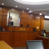 Photo taken at Harris County Criminal Justice Center by Mitchell K. on 12/15/2011