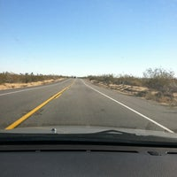 Photo taken at CA-138 (Pearblossom Hwy) by Jennifer L. on 11/26/2011