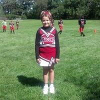 Photo taken at Apollo Recreation Center Alsip Park District by Chrissy V. on 9/8/2012
