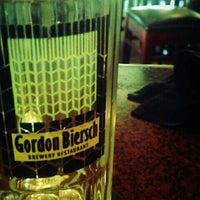 Photo taken at Gordon Biersch Brewery Restaurant by Paul H. on 3/12/2011