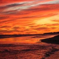 Photo taken at Saint George Island, FL by Aidan L. on 7/23/2011