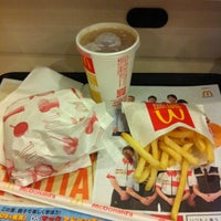 Photo taken at McDonald's by Wataru O. on 8/5/2011