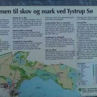 Photo taken at Tystrup-Bavelse Naturpark by Jørgen Ploug H. on 5/7/2011