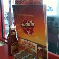 Photo taken at Huddle House by Tom A. on 2/25/2012