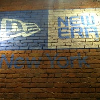 Photo taken at New Era Flagship Store: New York by Vince L. on 6/30/2012