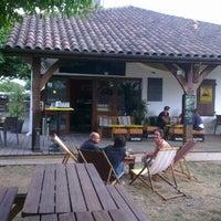 Photo taken at Le Last Bar by Gilles-Antoine H. on 7/28/2012