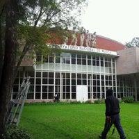 Photo taken at Conservatorio Nacional de Música by Adan D. on 6/19/2012