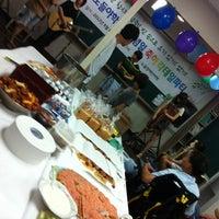 Photo taken at 노들장애인야학 by Bara A. on 8/8/2012