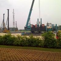 Foto diambil di PT. HM Sampoerna Tbk. Site Office Karawang oleh metz m. pada 7/8/2012