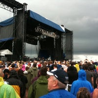 Photo taken at 2012 Beale Street Music Festival - Orion Stage by Nikki A. on 5/1/2011
