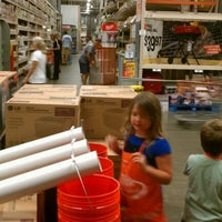 Photo Taken At The Home Depot By Jason A On 3 2012