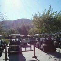 Photo taken at Arroyo Trabuco Golf Club by Michelle H. on 10/12/2011
