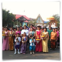 Photo taken at วัดเจติยาราม by :::KaT::: on 3/26/2012