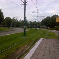 Photo taken at Tramhalte Patentlaan by Carlos S. on 7/9/2012