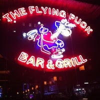 Photo taken at The Flying Puck by Kate S. on 9/30/2011