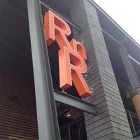 Photo taken at RnR Restaurant & Bar by MiMi P. on 1/15/2012