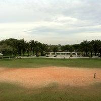 Photo taken at Setia Indah Recreation Park by 💛 Kim A. on 5/5/2012