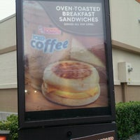 Photo taken at Dunkin' Donuts by Marcus on 12/6/2011