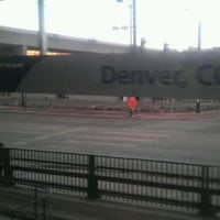 Photo taken at Denver Amtrak (DEN) by Anis D. on 1/6/2012