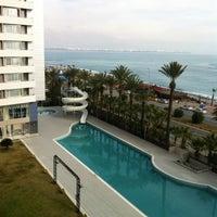 1/15/2012 tarihinde Emreziyaretçi tarafından Porto Bello Hotel'de çekilen fotoğraf