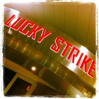 Photo taken at Lucky Strike Houston by Will M. on 10/29/2011