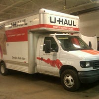Photo taken at U-Haul N. County by Neil M. on 2/16/2011
