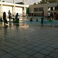 Photo taken at Pusat Akuatik Darul Ehsan (Aquatic Centre) by Laila S. on 2/25/2012