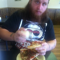 Photo taken at Jjs Original Pizza by Marc on 6/28/2012