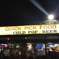 Photo taken at Quick Pick by Joe M. on 8/21/2012
