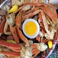 Foto tirada no(a) The Crab Shack por Claudia L. em 3/25/2012