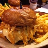 Photo taken at Scotty P's Hamburgers by Mandi W. on 6/22/2012