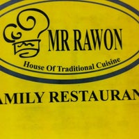Photo taken at Mr Rawon Family Restaurant by JR G. on 2/18/2012