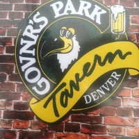 Photo taken at Govnr's Park Tavern by Patrick T. on 4/17/2012