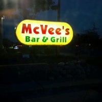Photo taken at McVee's by Eric A. on 5/30/2012
