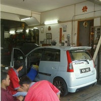Photo taken at Just Ahead Auto Clinic by Ridwan W. on 8/12/2011
