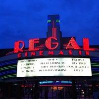 Photo Taken At Regal Cinemas Round Lake Beach  By Andrew D On