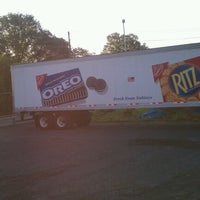 Photo taken at Nabisco Factory Scent Cloud by Hector C. on 6/14/2012