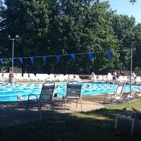 Photo taken at Applewood Swim Club by Val M. on 7/2/2012